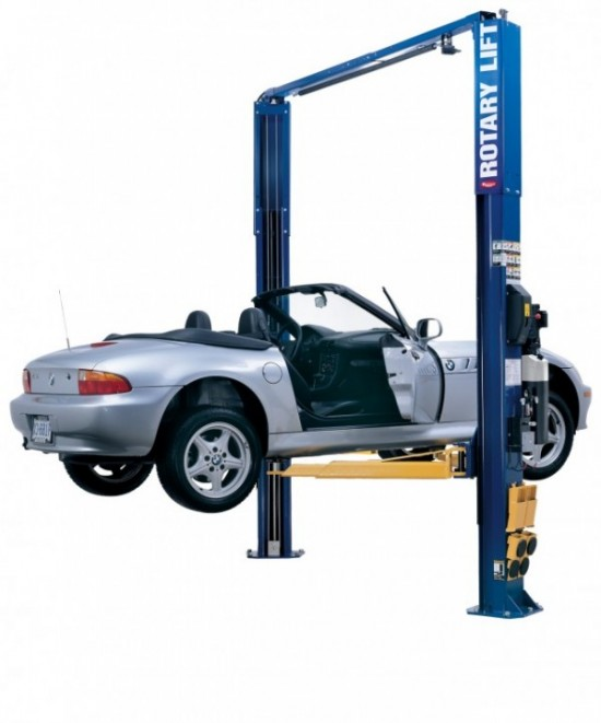 BMW Of Denver >> Rotary Lifts - McGee Company